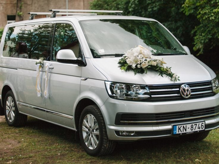 Auto noma – Volkswagen Multivan