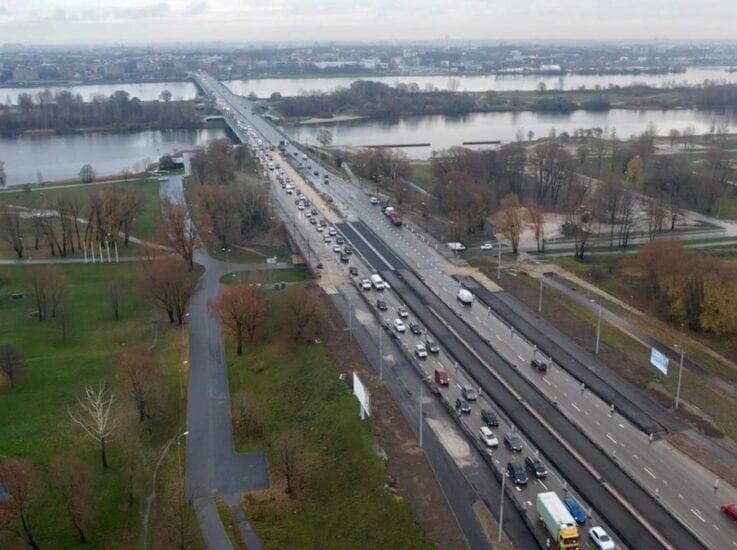 Kavēšanās maršrutā Rīga – Dobele