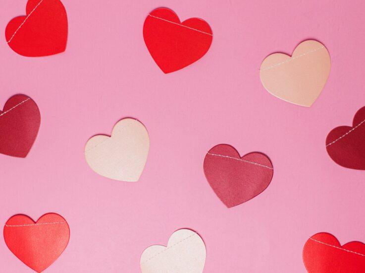Novēlam mīlestības apburtu Valentīndienu!